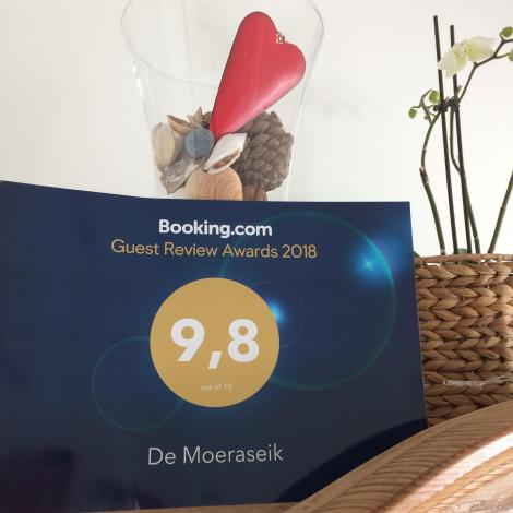 B&B De Moeraseik,Zele? Bed and Breakfast, B&B